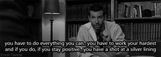 Silver linings Playbook #3 quotes