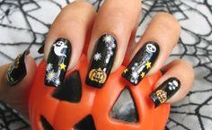 halloween nails   Halloween Nails