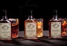 Bottled For Your Drinking Pleasure, Eau de Vie, Small-Batch Cocktails, Bourbon, Pozible Campaign - Nightlife - Broadsheet Sydney