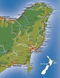 dans la région de Gisborne - The Fifth Path Gisborne New Zealand, East Cape, All Blacks, Old Maps, Small Island, Cartography, Pacific Ocean, Paths, Scenery