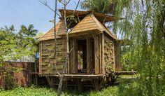 Blooming Bamboo, una casa in bambù per proteggersi dalle alluvioni in modo sicuro | Eticamente.net