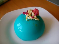 Mini Cakes, Glaze, Fondant, Catering, Food To Make, Pudding, Baby Shower, Breakfast, Sweet