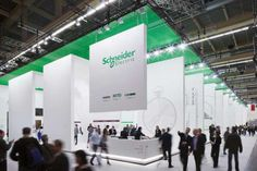 Booth Schneider Electric, Merten, Ritto and Elso