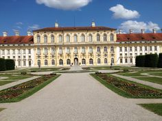 Schloss Schleissheim   Munich, Germany    http://www.schloesser-schleissheim.de/englisch/schleissheim/index.htm