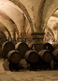 An Underground Wine Cellar Wine Cellar Designs In 2019 Wine Cellar Design Wine Cellar Safe Vault