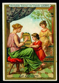 Liebig S214 - Education in Ancient Greece   Flickr - Photo Sharing!