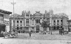 León, fotos antiguas, instituto general y técnico