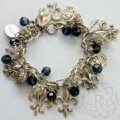 Spotted while shopping on Poshmark: Irish Madonna Celtic Charm Bracelet! #poshmark #fashion #shopping #style #Radiant By Design Boutique #Jewelry