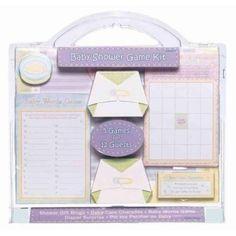 Baby Shower Game Kit   karaspartyideas