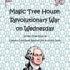 Travel back to the time of the American Revolution with Jack, Annie, and George Washington! This novel unit for Magic Tree House Revolutionary War . American Girl Felicity, Higher Order Thinking, Magic Treehouse, Common Core Reading, First Grade Reading, American Revolution, George Washington, Revolutionaries, Helping Others