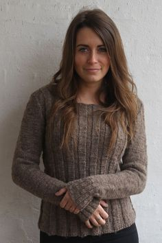 Rokku Tennen rib - Kvinder - Charlotte Tøndering - Designere