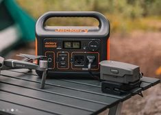 Portable Power Station Only $199 on Amazon! (Reg $299) Propane Patio Heater, Mini Cooler, Power Outage, Interesting Information, Outdoor Activities, Hunting, Amazon, Amazons, Riding Habit