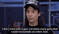 98505a0dec8a3 Wayne s World - one of Dan s favorite lines from the movie. Waynes World  Quotes
