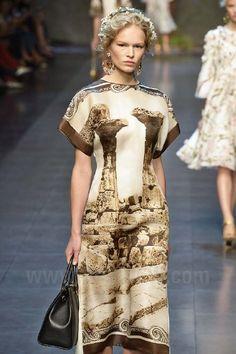 Dolce & Gabbana Ready-to-Wear Spring/Summer 2014