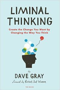 Why do some people succeed at change while others fail? It's the way they think! Liminal thinking is a way to create change by understanding, shaping, and reframing beliefs. What beliefs are stopping you right now?You have a choice. You can create. Visual Thinking, Thinking Of You, Design Thinking, Got Books, Books To Read, Book Of Changes, Behavior Change, Field Guide, What To Read