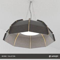 Satelight Decibel Pendant Lights - Pendant - Products | Satelight