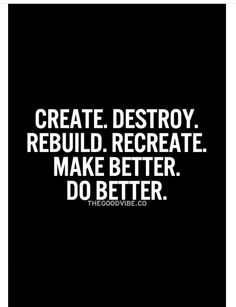 These are instructions for life. I really enjoyed the first couple chapters of my life. I am now in the 4th chapter of life and that would be 'recreate'. I will continue to get better and better so my life will end up a complete success!