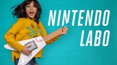The Verge: Nintendo Labo - build and code your own instruments http://bit.ly/2lnzap3 #nintendo