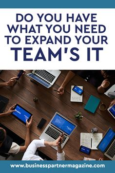 Over the past couple of decades, business' reliance on IT has continued to grow and grow, and that doesn't seem to be slowing down, especially with the rising trend of remote working. However, providing your team with the tools they need to work takes real resources. #informationtechnology #software
