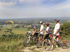 Les Monts de Guéret, un formidable territoire de VTT en Creuse ©CCGSV