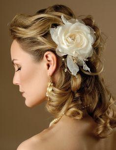 Hairstyles For Long Hair Debutante : Formal on Pinterest Debutante, Formal Hair and Prom Hair