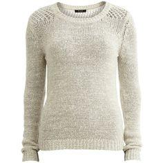 Vila Knitted Long Sleeved Blouse