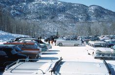 Smuggler's Notch, Vermont, 1958