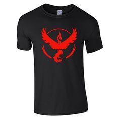 Pokémon Go Team Valor Shirt