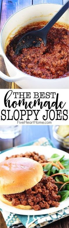 The BEST Homemade Sl
