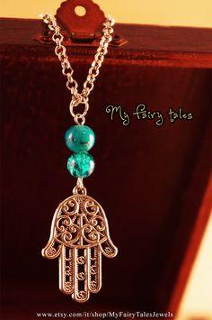 Necklace Hand of Fatima