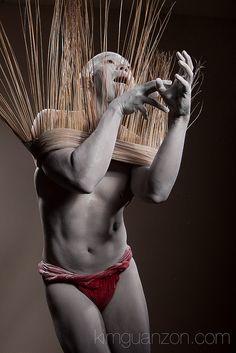 Suffering Tribal Asian