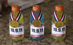 Olympic Party Favors.