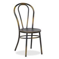 Wordans Home MJN023 - BAR ANTIQUE Chair | Wordans.co.uk