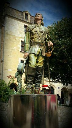 Gaston rencontre Cyrano de Bergerac