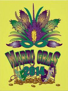HAPPY MARDI GRAS!!
