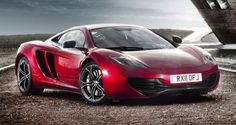 McClaren MP4-12C. Now I only need to wait for it to be released and find a rich uncle.