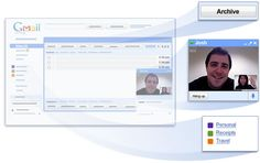 [Tutorial] How To Make Video Calls From Gmail - If you use Gmail a lot and have all your important contacts in there then you probably want to be able to make video calls from right within Gmail account. By installing the plug-in video, you will be able to have sound and image and transform your Gmail account in real video conferencing software and in this tutorial I will show you how to do that. [Click on Image Or Source on Top to See Full News]