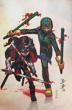 Buy Kick-Ass Brume rouge by John Romita Jr., Mark Millar and Read this Book on Kobo's Free Apps. Discover Kobo's Vast Collection of Ebooks and Audiobooks Today - Over 4 Million Titles! Comic Book Covers, Comic Books Art, Comic Art, Book Art, Marvel Vs, Marvel Comics, Hulk, Cyberpunk, Mark Millar
