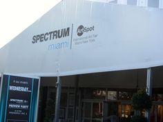 Spectrum Miami Showcase - AntonioRusso