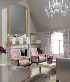 Kit Kemp--303 Convent Garden in New York....one of the many hotels Kit has designed.