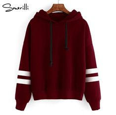 HCBLESS 2018 Autumn Women Hoodie Casual Long Sleeve Hooded Pullover Sweatshirts Hooded Female Jumper Women Tracksuits Sportswear - Sweat Shirt - Ideas of Sweat Shirt - HCBLESS 2018 Autumn Women Hoodie Casual Long Sleeve Hooded Pullover Sw geekbuyig Sweatshirt Outfit, Bts Hoodie, Sweater Hoodie, Long Hoodie, Fleece Hoodie, Hoody, Cropped Hoodie, Hoodie Jacket, Pullover Sweaters