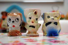 Egg cups - Eierbecher