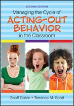 Managing the Cycle of Acting-Out Behavior in the Classroom provides practical and safe strategies for managing and preventing acting-out behavior such as defiance, tantrums, threats, resistance, avoid