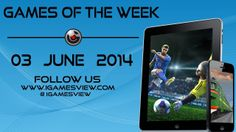 Best iOS Games Of the Week 03rd June 2014 by iGamesView! - https://www.youtube.com/watch?v=6ged9h0-xUU  #gamesoftheweek #gameplay #walkthrough #video #igv   Like this video? Then Repin it! Follow us [http://www.pinterest.com/igamesview/] today for latest iOS gameplays,Games of the week/month, Reviews, Previews, Trailers, Cheat Code, walkthroughs & more.