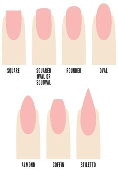 The Ultimate Guide to Finding the Perfect Nail Shape for Your Hands - - https://makeupaccesory.com/the-ultimate-guide-to-finding-the-perfect-nail-shape-for-your-hands/