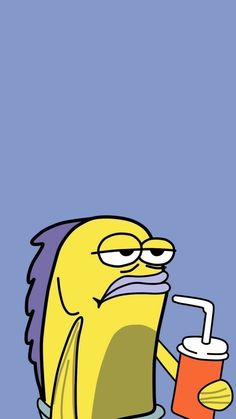 Cartoon Gesicht Tapete SpongeBob Visit the post for more. Cartoon Wallpaper Iphone, Mood Wallpaper, Iphone Background Wallpaper, Cute Cartoon Wallpapers, Aesthetic Iphone Wallpaper, Disney Wallpaper, Wallpaper Spongebob, Plant Wallpaper, Lock Screen Wallpaper Funny