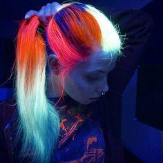 Los colores de pelo mas raros