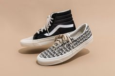 Fear of God and Vans Link For New Collab - EU Kicks: Sneaker Magazine Best Sneakers, High Top Sneakers, Shoes Sneakers, Pacsun, Hermes, Under Armour, Hype Shoes, Latest Shoe Trends, Transporter