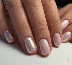 The advantage of the gel is that it allows you to enjoy your French manicure for a long time. There are four different ways to make a French manicure on gel nails. Classy Nails, Stylish Nails, Simple Nails, Trendy Nails, Beige Nail Art, Beige Nails, Gold Nails, Bright Gel Nails, Best Nail Art Designs