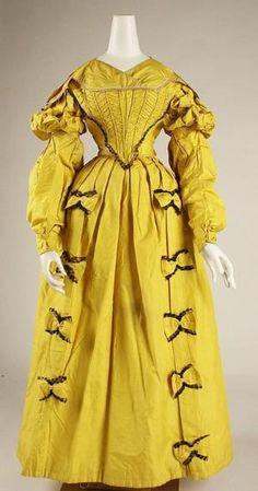 Dress 1838 The Metropolitan Museum of Art by lenora